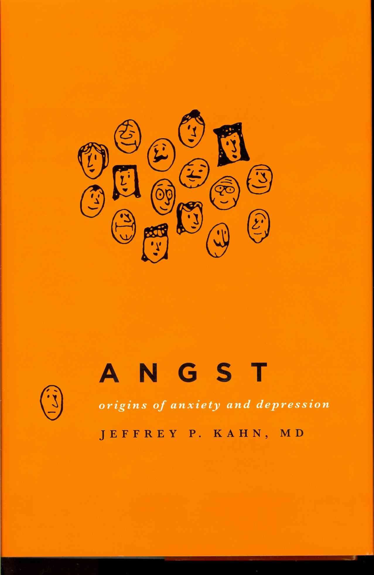 Angst By Kahn, Jeffrey P.