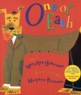 One of Each By Hoberman, Mary Ann/ Priceman, Marjorie (ILT)